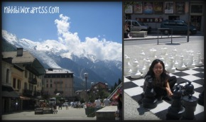 A weekend in Chamonix, France
