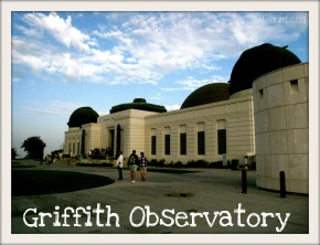 Griffith Observatory Hike {Los Feliz/Griffith Park}