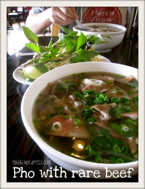 Pho Super Bowl {Diamond Bar, CA}