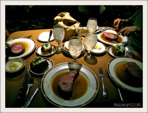 Primarily Prime Rib {Las Vegas, NV}