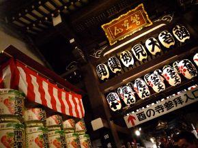 Tori no ichi Festival {Shinjuku andAsakusa}