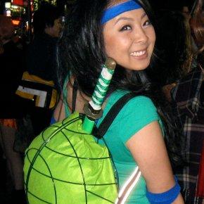 Halloween Costumes inTokyo