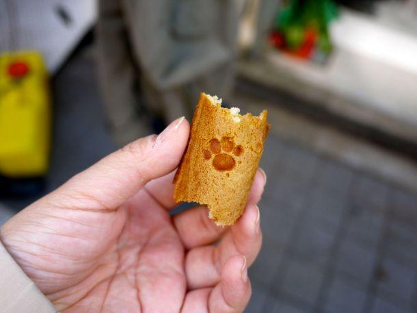 Dessert in Nippori Yanaka Tokyo