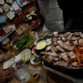 My Favorite Korean Spot in Tokyo{Koenji}